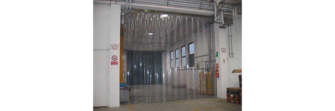 warehouse curtain